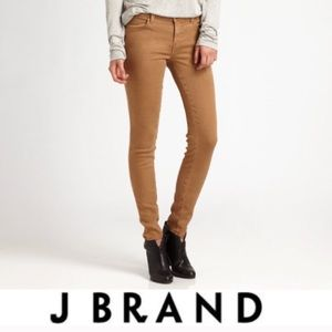J Brand Skinny Leg Pants